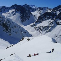 3 Days Andes Heli-Ski Package - (8 people)
