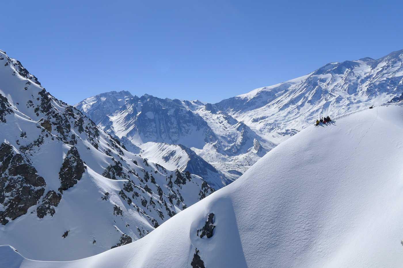 Powder South Chilean Heli Ski Tours