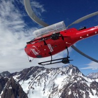 Powder South Helicopter Skiing