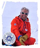 Yves Poensin - Heli-Ski Guide