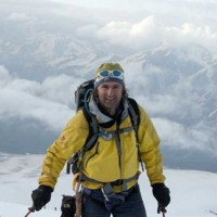 andes heli-assisted ski touring