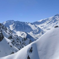 3 Days Andes Heli-Package - (4 people)