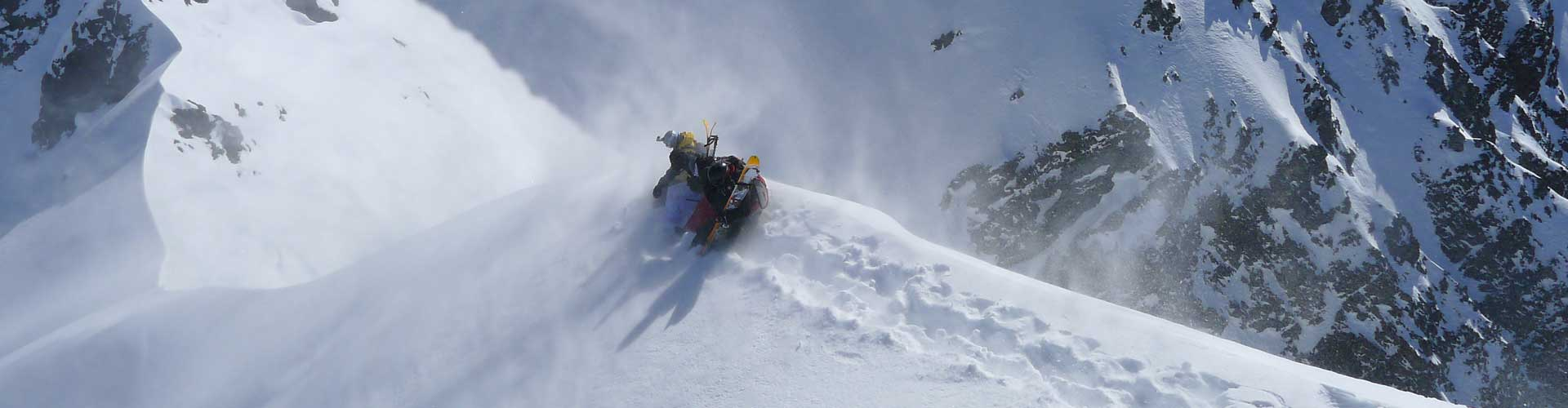 3 Days Andes Heli Ski Package – 8 People
