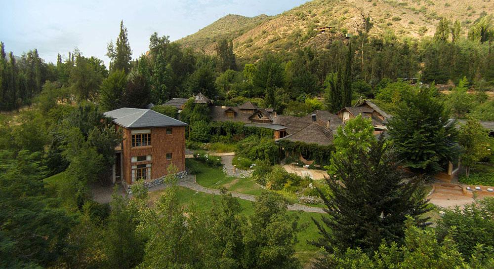 Altiplanico Lodge Grounds