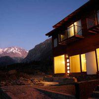 Exterior Lodge El Morado