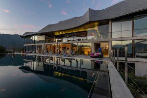 VIK Lodge Pool