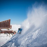 Valle Nevado Rider