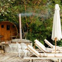 Barraco Lodge Deck